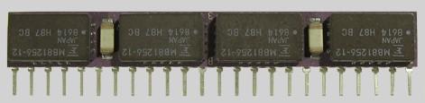 30 pin SIPP