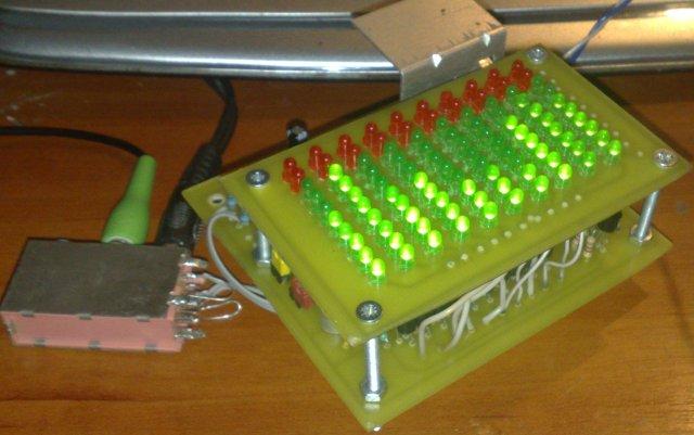 В 2008 году в журнале Elektronika dla Wszystkich 5, была опубликована статья о анализаторе спектра...