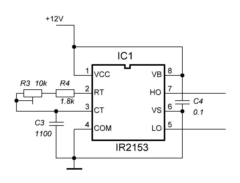 схемы сигнал генераторов