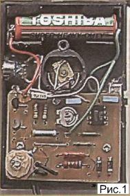 ЭПС оксидных конденсаторов