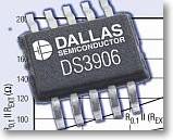 Использование цифрового потенциометра S3906 со ступенчатым DC/DC-преобразователем для точного управления выходным напряжением