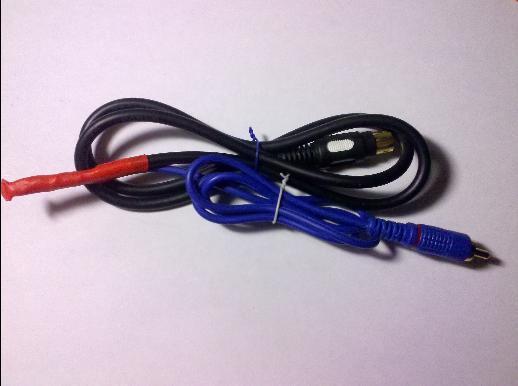 Вид готового кабеля