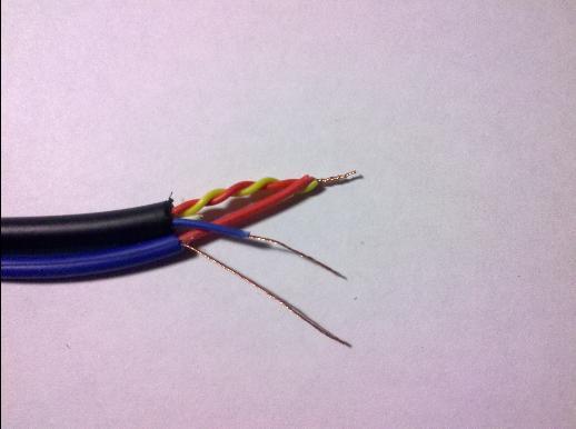 Шаг 7 Signal - RCA