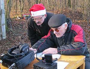 Радиоэкспедиция в заповедник Калагур