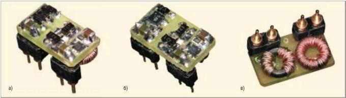 Фотографии готовых устройств на контроллере TPS61040/41