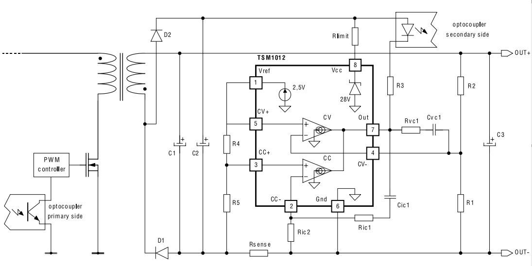Микросхемы для зарядных