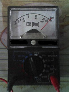 Внешний вид прибора ESR