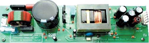 IRAC27951SR-240W резонансный преобразователь с синхронным выпрямлением на базе IR1168