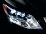 Применение светодиодов в неослепляющих автомобильных фарах