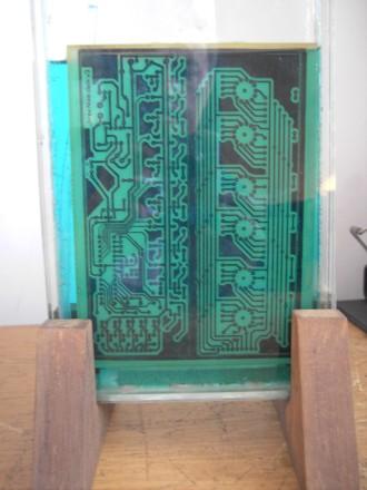 аквариумный компрессор для травления плат