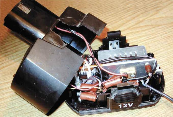 Блок питания для аккумуляторного шуруповёрта своими руками