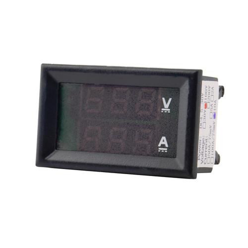 Вольтамперметр постоянного тока 100В 10А