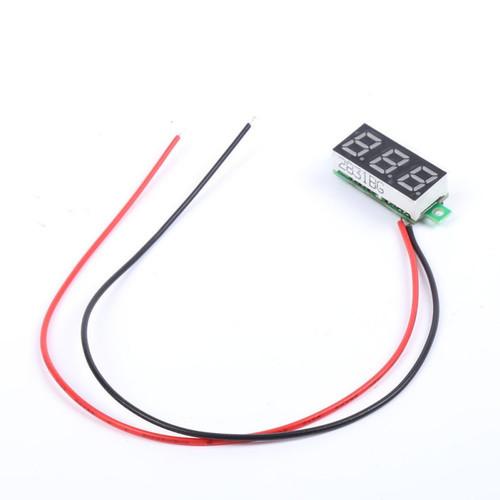 Цифровой вольтметр 0 - 30 В