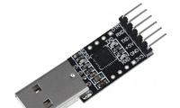 CP2102 - преобразователь USB-UART