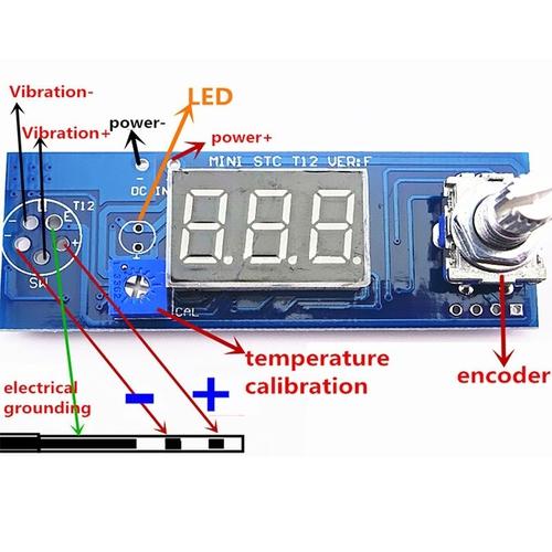 Набор для сборки паяльника c регулятором температуры