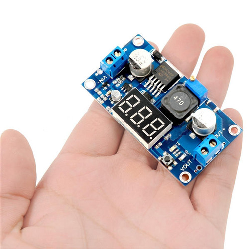 LM2596 Voltage Regulator DC-DC