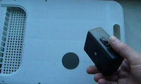 Индикатор радиации на неонке