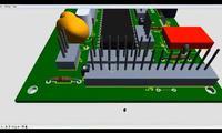 3D визуализация в Proteus